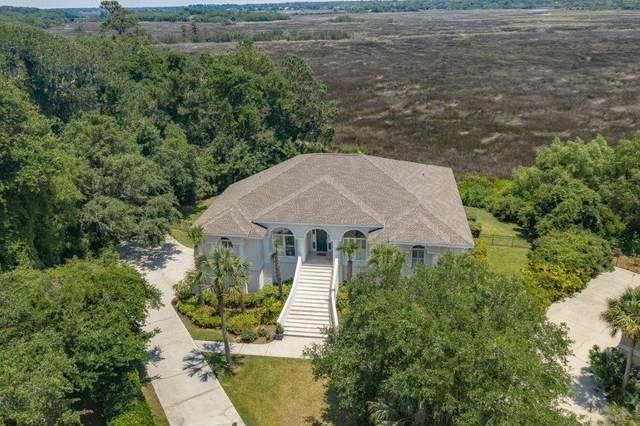 414 Brewster Lane, St. Simons Island, GA 31522 (MLS #1627344) :: Coastal Georgia Living