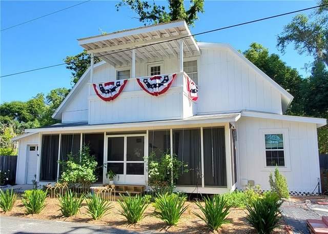 105 E Stable Alley, St Marys, GA 31558 (MLS #1627513) :: Coastal Georgia Living