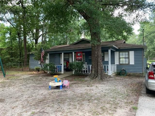 306 Browntown Road, Kingsland, GA 31548 (MLS #1627538) :: Coastal Georgia Living