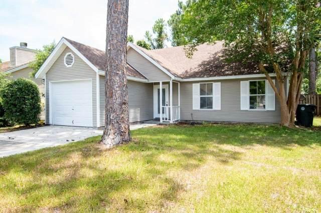 132 Spinnaker Circle, Kingsland, GA 31548 (MLS #1627564) :: Coastal Georgia Living