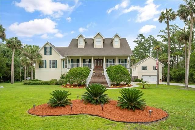 171 Buffalo Drive, Brunswick, GA 31523 (MLS #1627570) :: Coastal Georgia Living