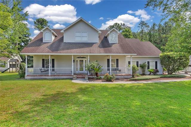 176 Wood Crest Circle, Brunswick, GA 31525 (MLS #1627601) :: Coastal Georgia Living