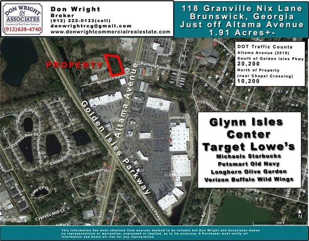 118 Granville Nix Lane, Brunswick, GA 31525 (MLS #1627624) :: Coastal Georgia Living