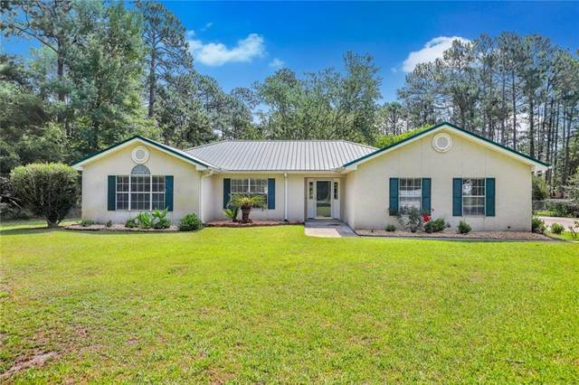 134 Deborah Lane, Brunswick, GA 31525 (MLS #1627633) :: Coastal Georgia Living
