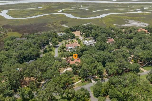 301 Hawkins Island Drive, St. Simons Island, GA 31522 (MLS #1627973) :: Coastal Georgia Living