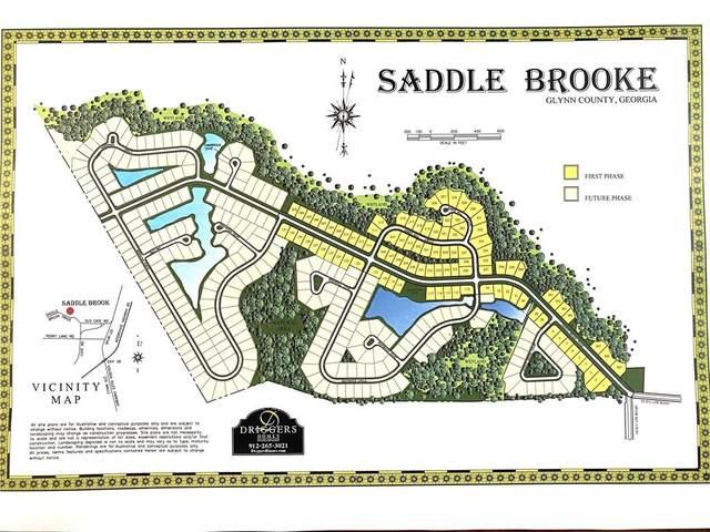 105 Saddle Brooke Trace, Brunswick, GA 31525 (MLS #1628069) :: Coastal Georgia Living