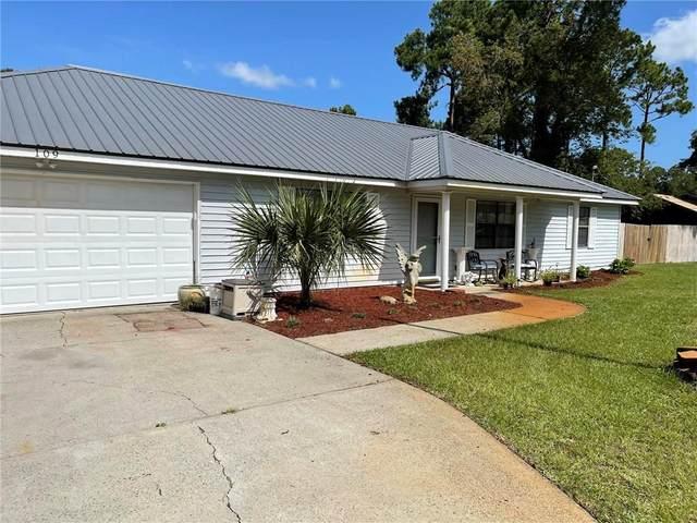 109 Brighton Circle, Brunswick, GA 31525 (MLS #1628151) :: Coastal Georgia Living