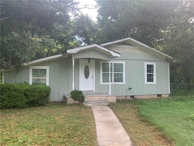 848 Blythe Island Drive, Brunswick, GA 31523 (MLS #1628178) :: Coastal Georgia Living