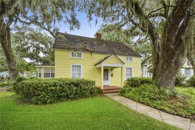 1328 Sycamore Avenue, Brunswick, GA 31520 (MLS #1628199) :: Coastal Georgia Living