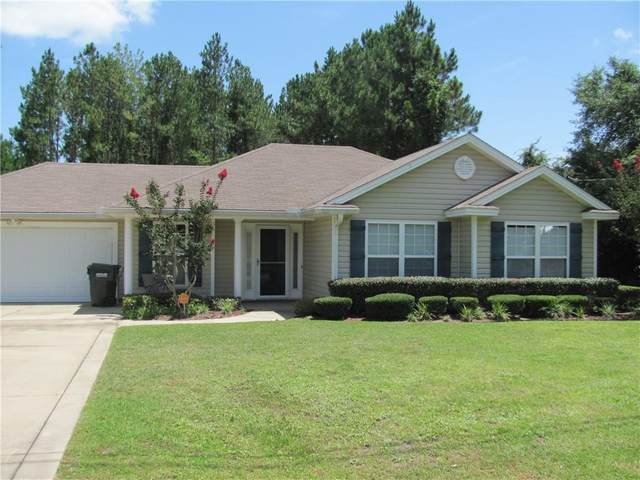 192 Sarah Drive, Brunswick, GA 31525 (MLS #1628237) :: Coastal Georgia Living