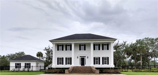 55 Palmetto Plantation Drive, Brunswick, GA 31523 (MLS #1628251) :: Coastal Georgia Living