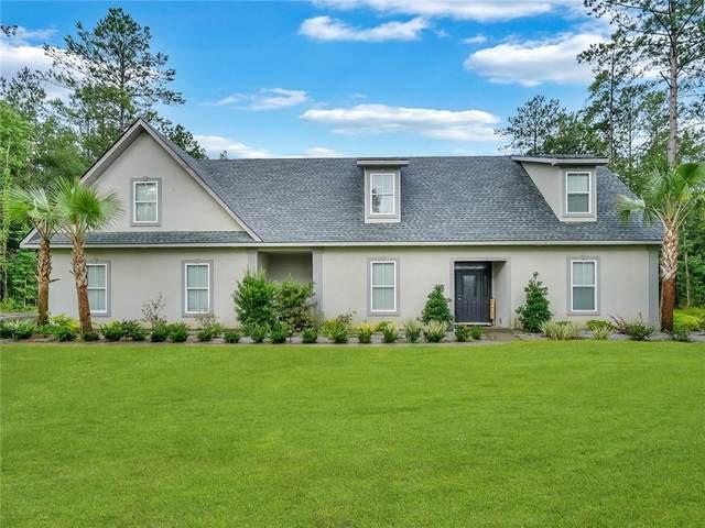 1161 Lewis Lane SW, Townsend, GA 31331 (MLS #1628259) :: Coastal Georgia Living