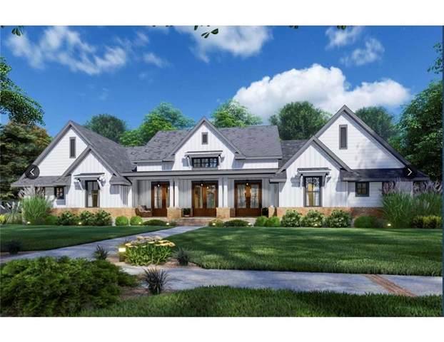 298 Belmont Circle, Brunswick, GA 31525 (MLS #1628264) :: Coastal Georgia Living