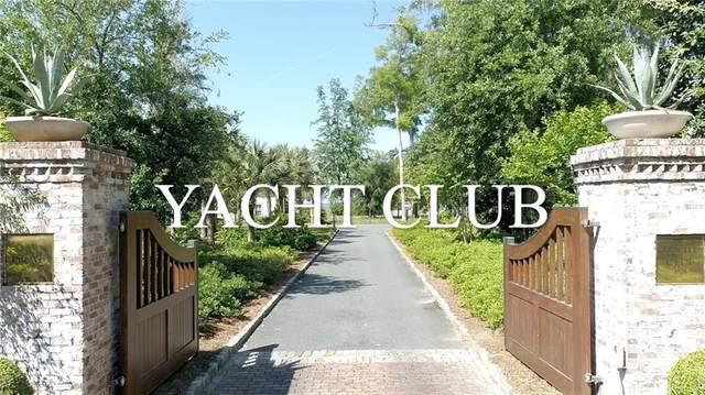 406 Yacht Club Drive, St. Simons Island, GA 31522 (MLS #1628289) :: Coastal Georgia Living