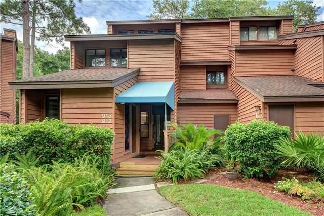 912 Wimbledon Drive #912, St. Simons Island, GA 31522 (MLS #1628353) :: Coastal Georgia Living