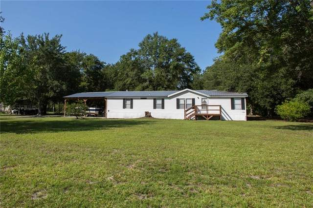 191 Deer Run Road, Folkston, GA 31537 (MLS #1628392) :: Coastal Georgia Living