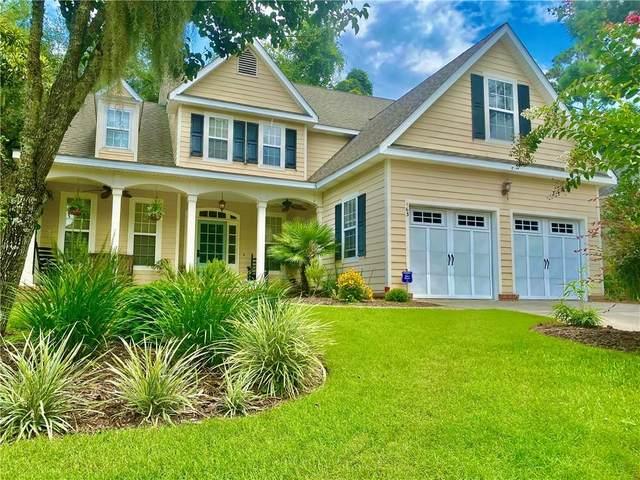 163 N Cottages Drive, St. Simons Island, GA 31522 (MLS #1628520) :: Coastal Georgia Living