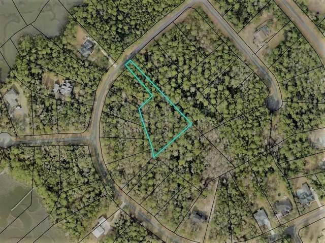 0 Lighthouse Circle, Woodbine, GA 31569 (MLS #1628540) :: Coastal Georgia Living
