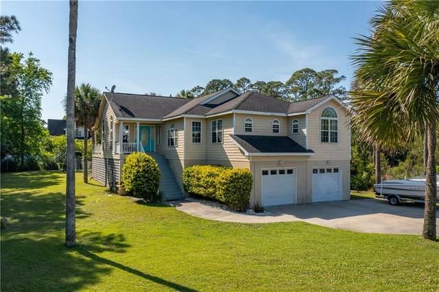 449 Midway Circle, Brunswick, GA 31523 (MLS #1628616) :: Coastal Georgia Living