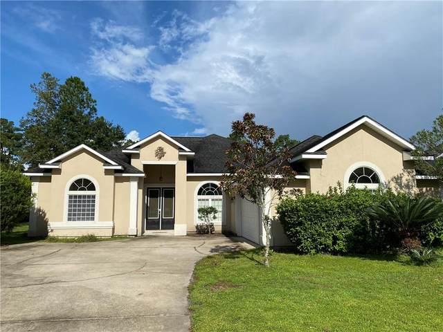 108 Oak Grove Circle, Kingsland, GA 31548 (MLS #1628684) :: Coastal Georgia Living