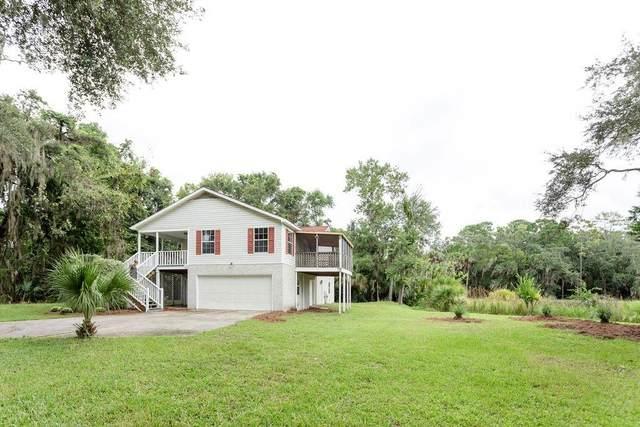 177 Paradise Marsh Circle, Brunswick, GA 31525 (MLS #1628685) :: Coastal Georgia Living