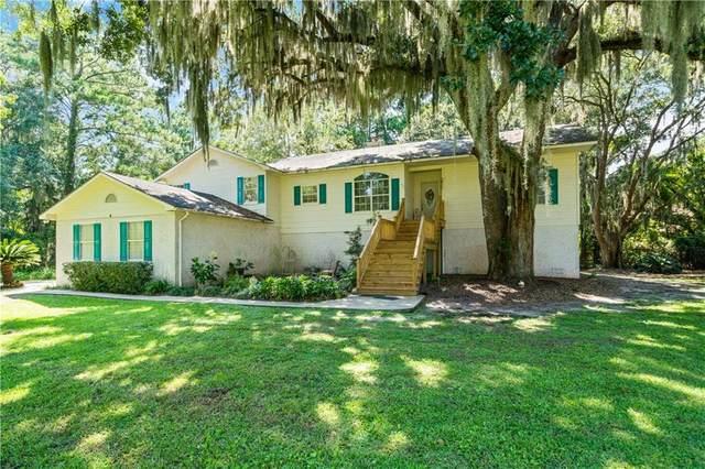 72 Marsh Oak Drive, Brunswick, GA 31525 (MLS #1628688) :: Coastal Georgia Living