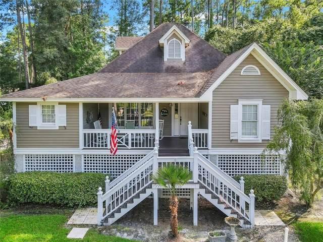 1460 Sapelo Circle NE, Shellman Bluff, GA 31331 (MLS #1628729) :: Coastal Georgia Living