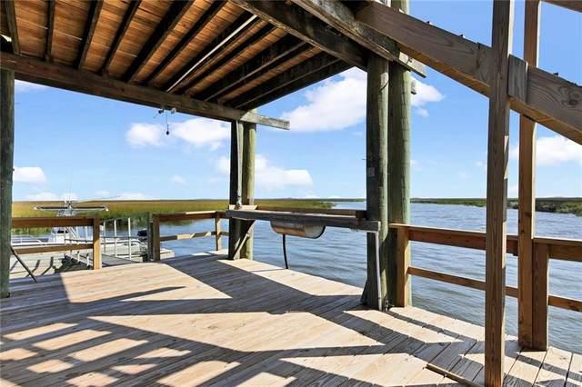 3.5 acres Riverside  Hird Island, Darien, GA 31305 (MLS #1628774) :: Coastal Georgia Living