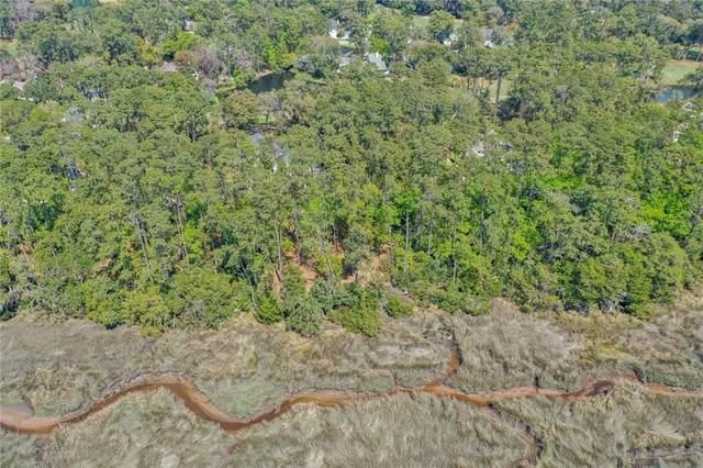 119 Rice Mill, St. Simons Island, GA 31522 (MLS #1628786) :: Coastal Georgia Living