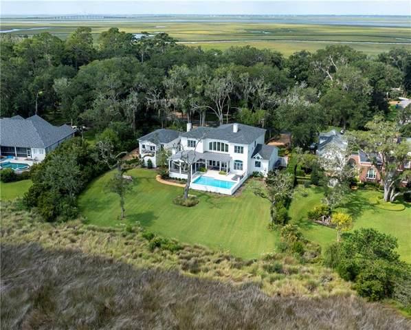 400 Hawkins Island Drive, St. Simons Island, GA 31522 (MLS #1628796) :: Coastal Georgia Living