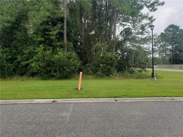 0 Ashton Lane, Kingsland, GA 31548 (MLS #1628798) :: Coastal Georgia Living