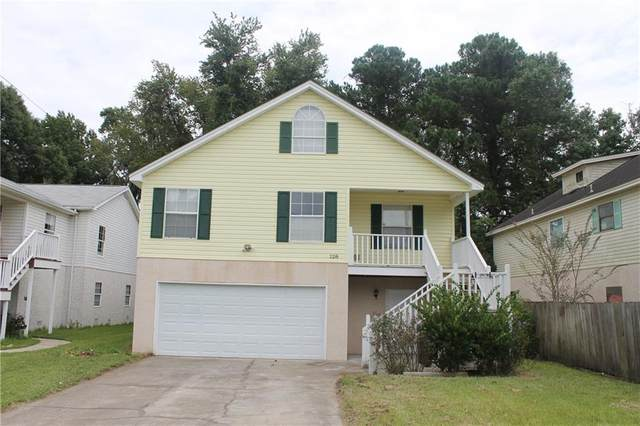 228 Georgia Street, St. Simons Island, GA 31522 (MLS #1628859) :: Coastal Georgia Living