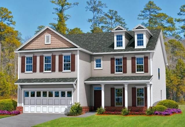 234 Belmont Circle, Brunswick, GA 31525 (MLS #1628891) :: Coastal Georgia Living