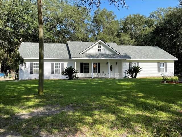 255 Spell Landing Road, Hortense, GA 31543 (MLS #1628940) :: Coastal Georgia Living