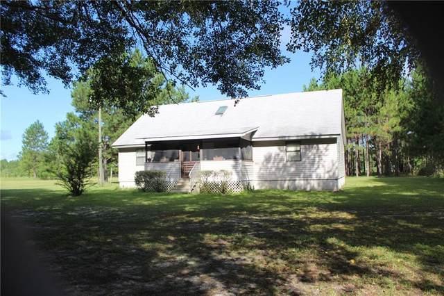 1240 Springlake Drive, Folkston, GA 31537 (MLS #1629006) :: Coastal Georgia Living