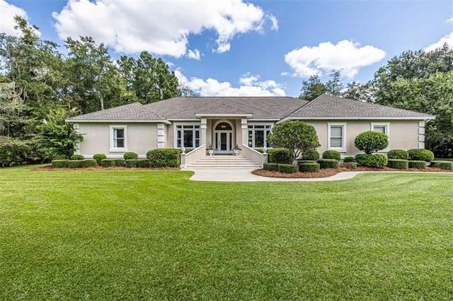 354 Oak Grove Island Drive, Brunswick, GA 31523 (MLS #1629144) :: Coastal Georgia Living