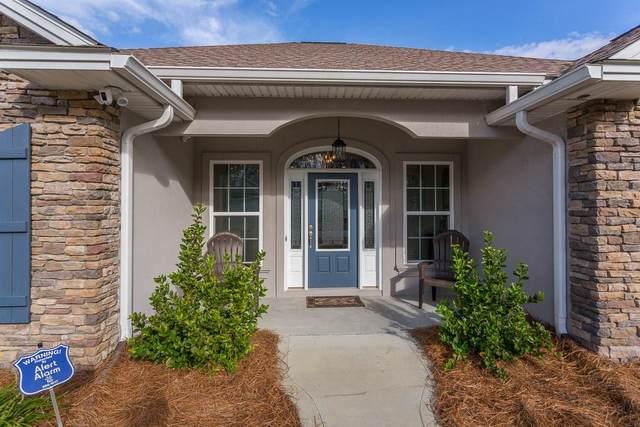38 Magnolia Bluff Drive, Brunswick, GA 31525 (MLS #1629148) :: Coastal Georgia Living