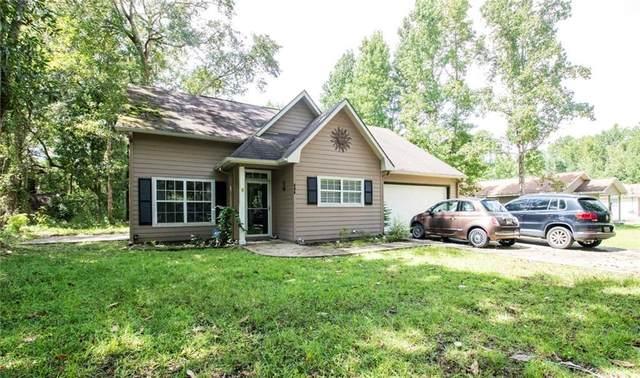 606 Camden Avenue, Woodbine, GA 31569 (MLS #1629222) :: Coastal Georgia Living