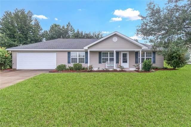 189 Avondale Road, Brunswick, GA 31523 (MLS #1629225) :: Coastal Georgia Living