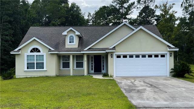 159 Greencove Drive, Brunswick, GA 31525 (MLS #1629234) :: Coastal Georgia Living