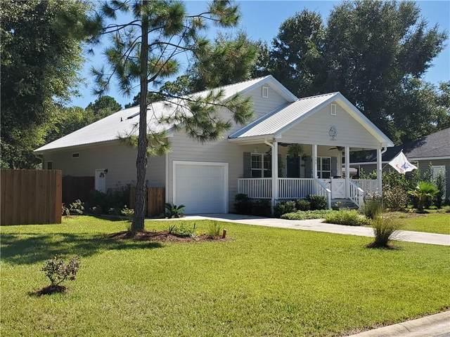 298 Bridgewater Lane, Darien, GA 31305 (MLS #1629258) :: Coastal Georgia Living