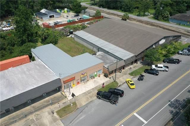 911,913,915,917 Osborne Street, St Marys, GA 31558 (MLS #1629270) :: Coastal Georgia Living