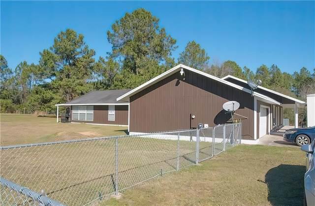 1499 Forest Island Drive, Townsend, GA 31331 (MLS #1629276) :: Coastal Georgia Living