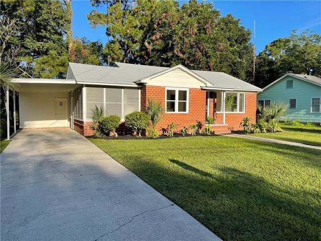 2911 Evergreen Road, Brunswick, GA 31520 (MLS #1629319) :: Coastal Georgia Living