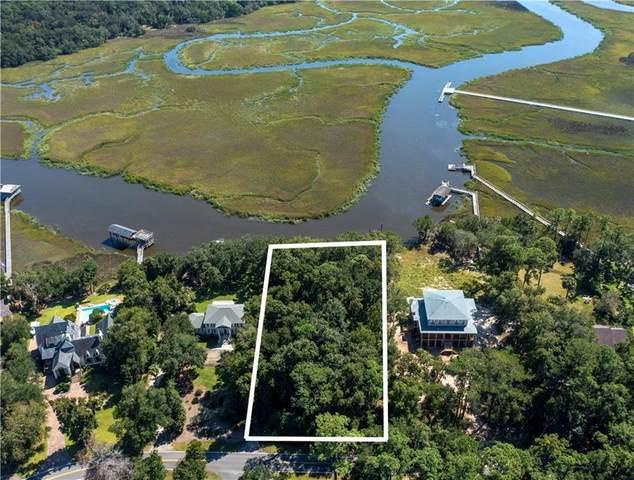 106 Hampton Point Drive, St. Simons Island, GA 31522 (MLS #1629357) :: Coastal Georgia Living
