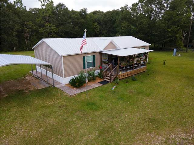 65 Willie Lane, Jesup, GA 31545 (MLS #1629396) :: Coastal Georgia Living