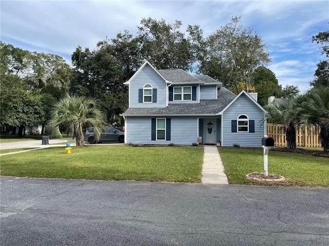 101 Dunbar Drive, St Marys, GA 31558 (MLS #1629538) :: Coastal Georgia Living