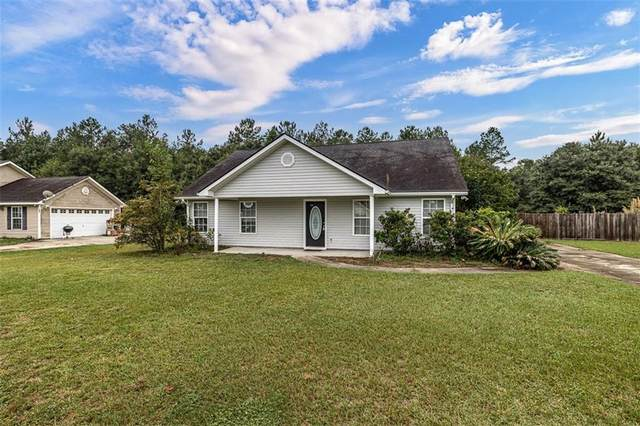 1115 Halyard Way, Townsend, GA 31331 (MLS #1629551) :: Coastal Georgia Living