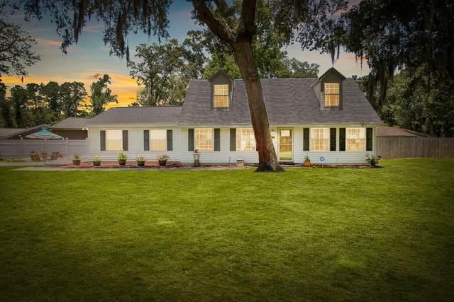 12 Colony Terrace, Brunswick, GA 31520 (MLS #1629552) :: Coastal Georgia Living