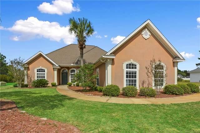 164 Huntington Circle, Brunswick, GA 31525 (MLS #1629589) :: Coastal Georgia Living